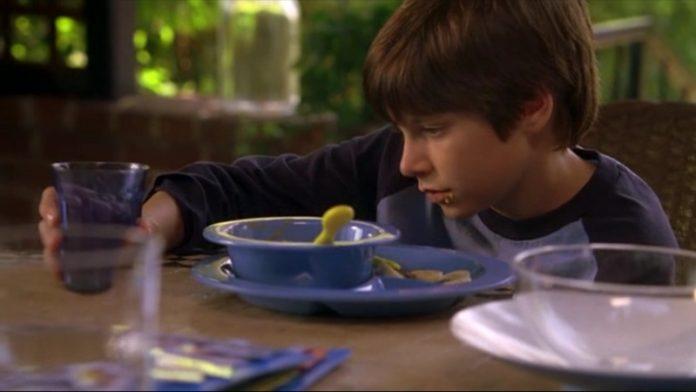 Мальчик-аутист из сериала Доктор Хаус