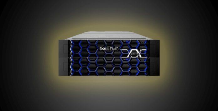 Система хранения Dell EMC Unity 450F All-Flash
