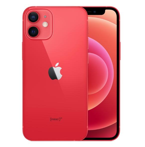 Красный iPhone 12 Mini