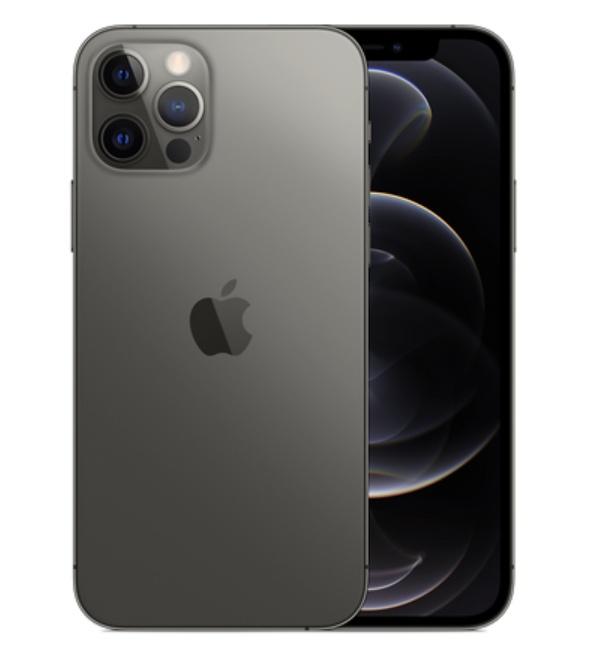 Графитовый iPhone 12 Pro