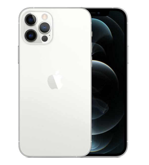 Серебряный iPhone 12 Pro