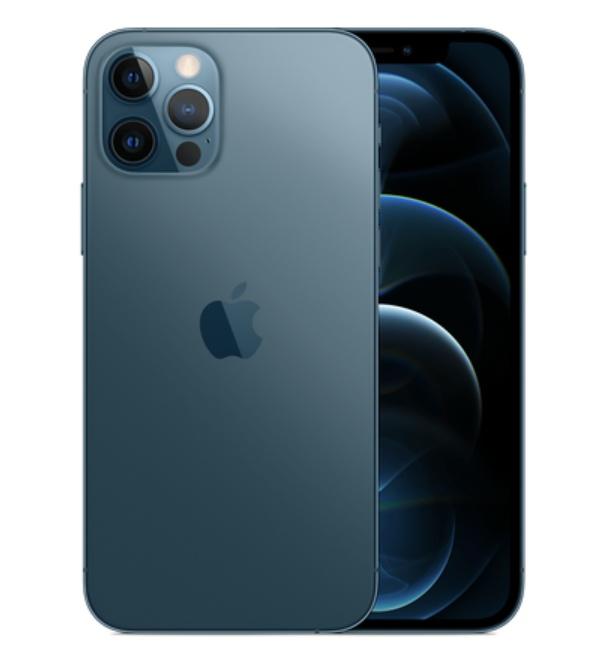 iPhone 12 Pro «Тихоокеанский синий»