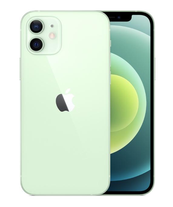 Зелёный iPhone 12