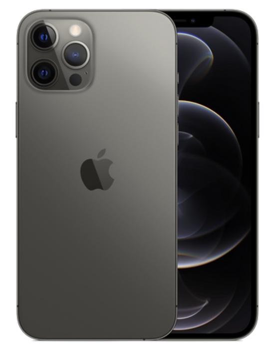 Графитовый iPhone 12 Pro Max