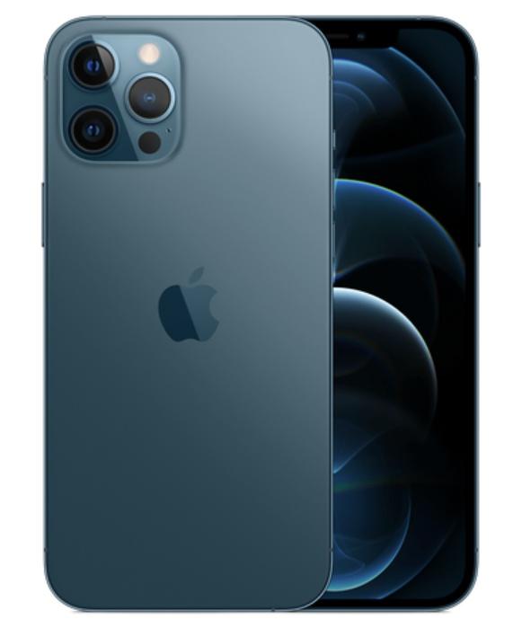«Тихоокеанский синий» iPhone 12 Pro Max