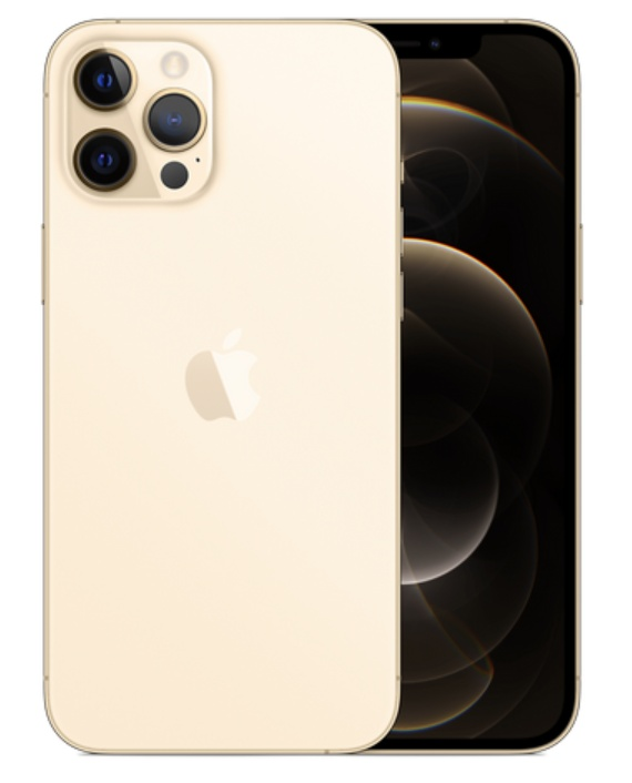 Золотой iPhone 12 Pro Max