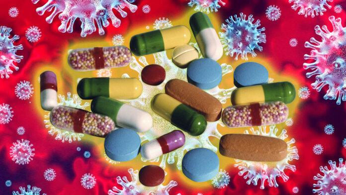 Антибиотики при коронавирусе