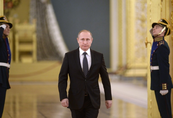 Путин - аскет?