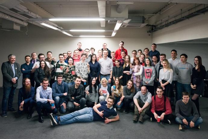 Команда Навального, фото - 2018 год