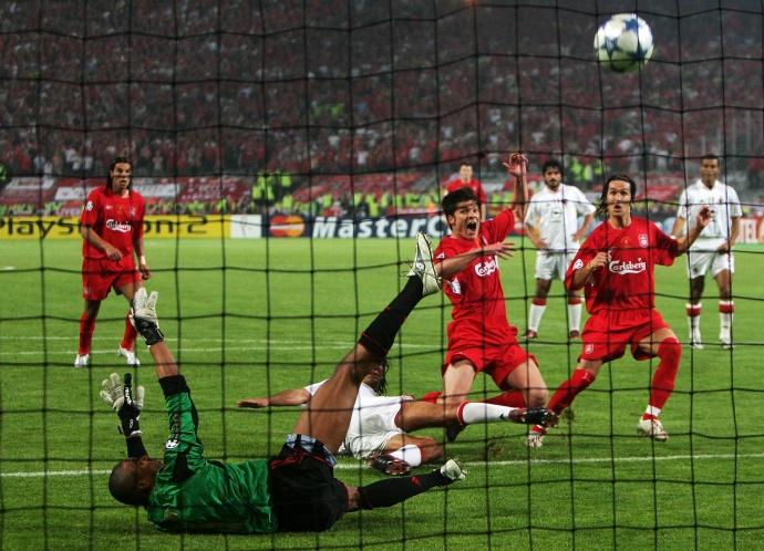 Финал Лиги Чемпионов 2004/2005 Стамбул