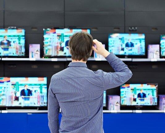 Как я выбирал телевизор