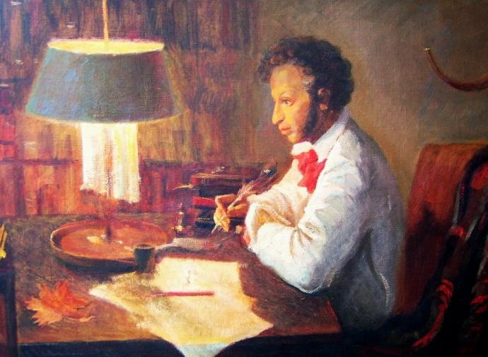 Самая краткая биография Пушкина