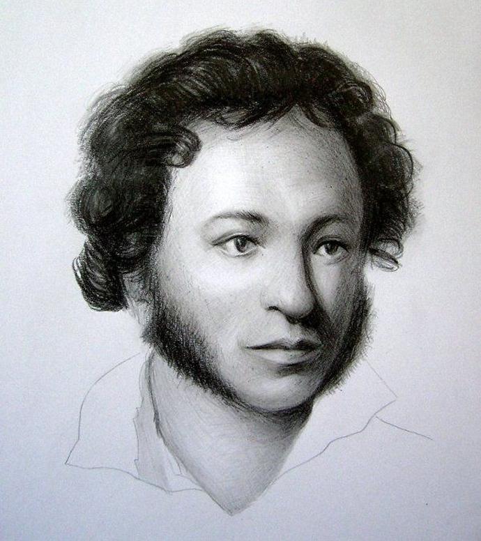 Пушкин, 1827 год